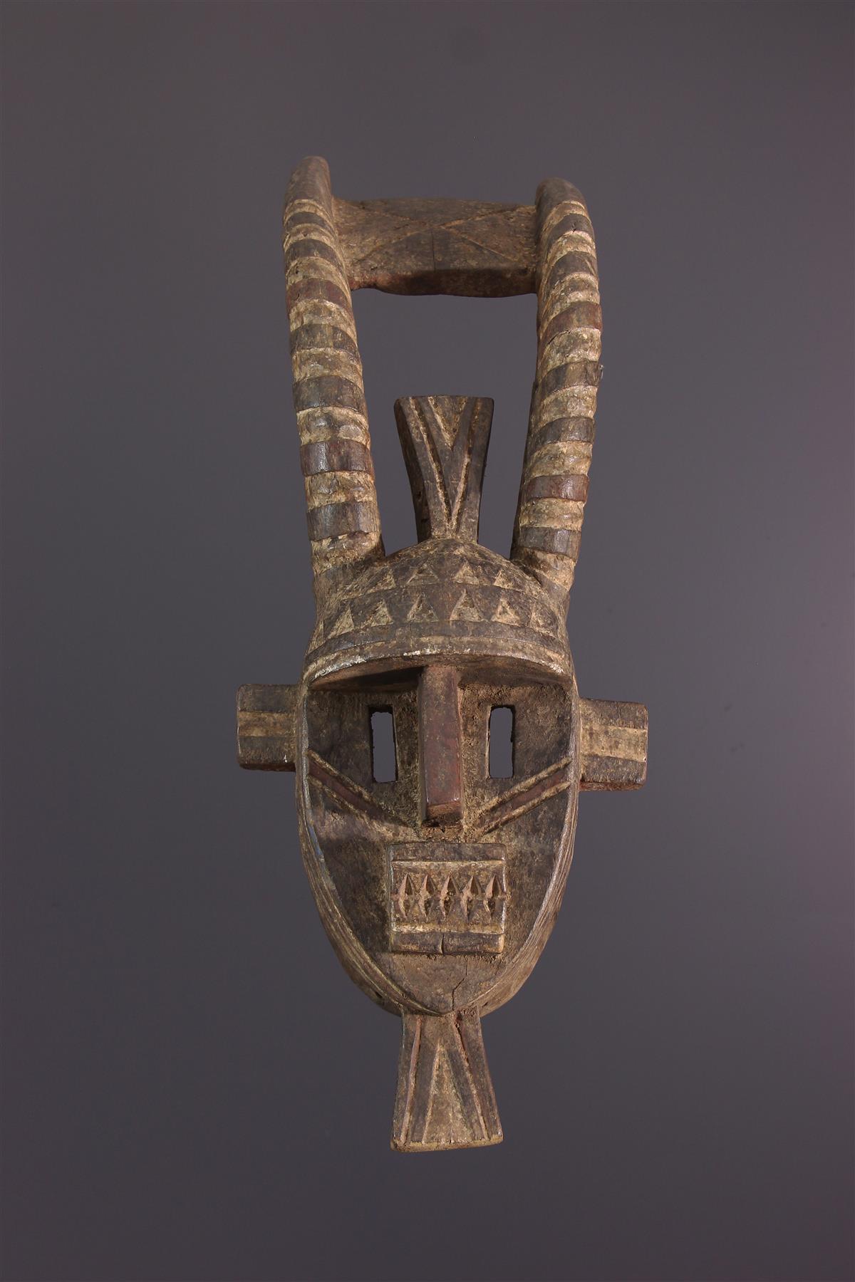 Masque Bwa - Art tribal