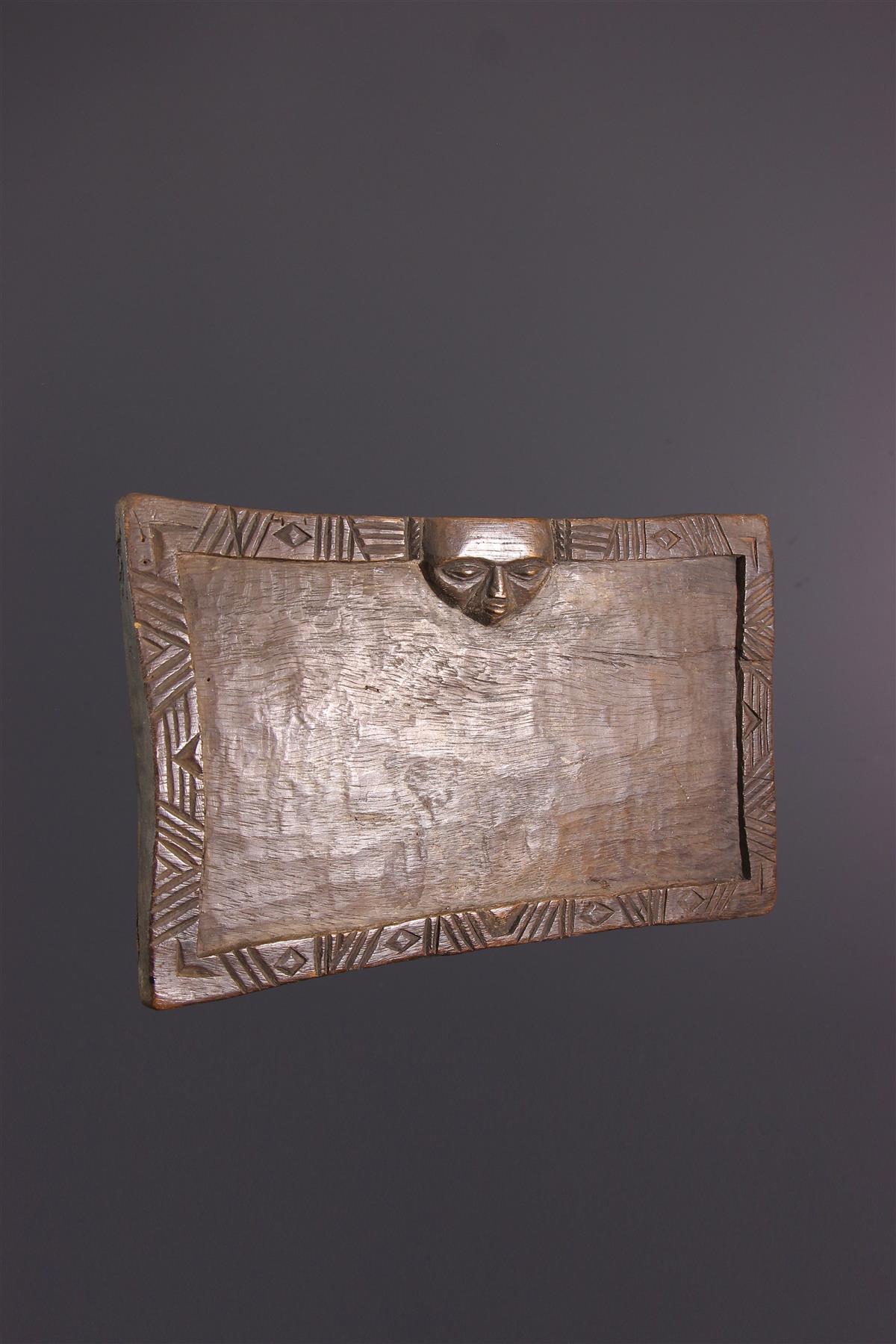 Tablette Yoruba - Art tribal