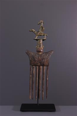 Peigne Dogon - Art tribal