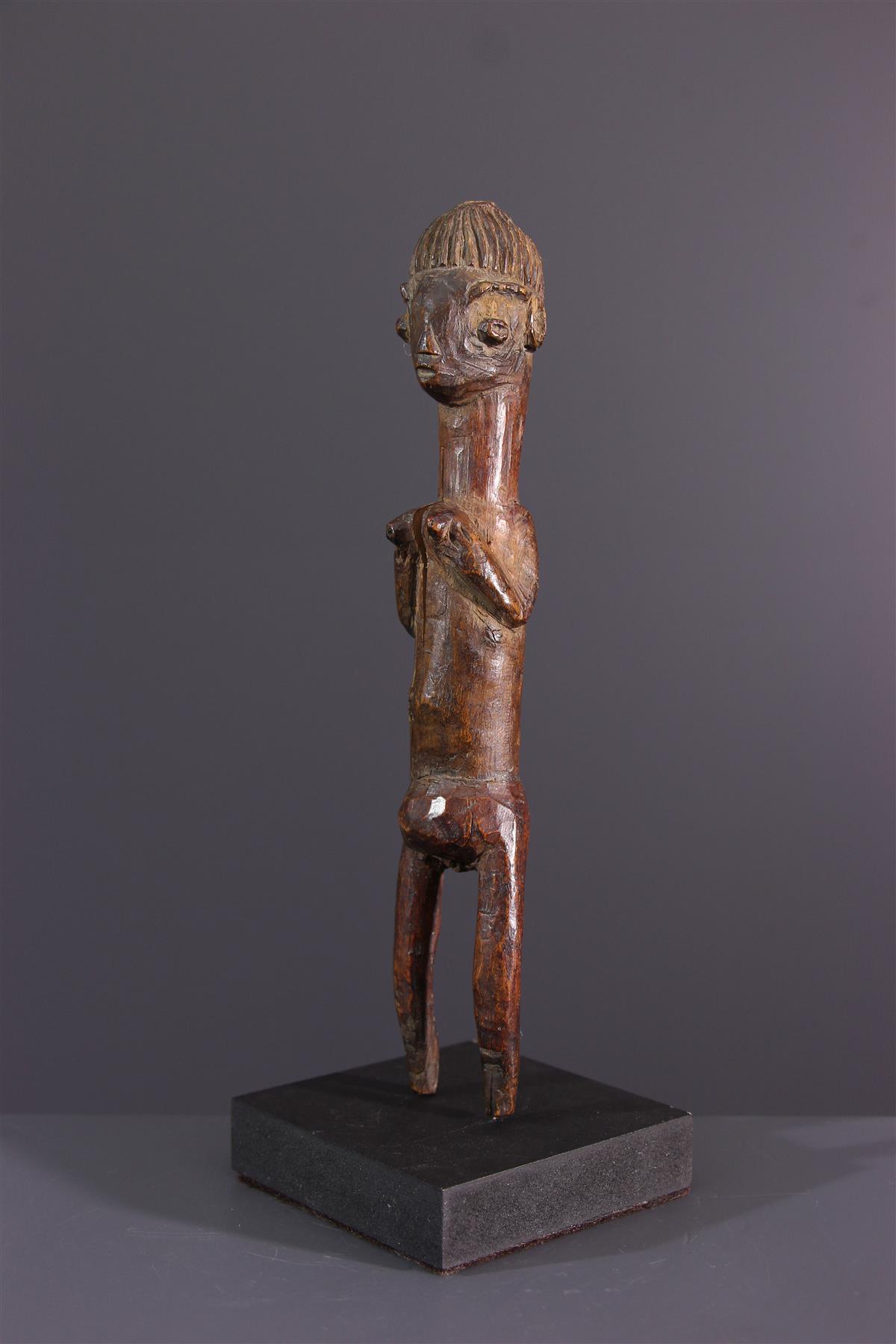 Statuette Yoruba - Art tribal