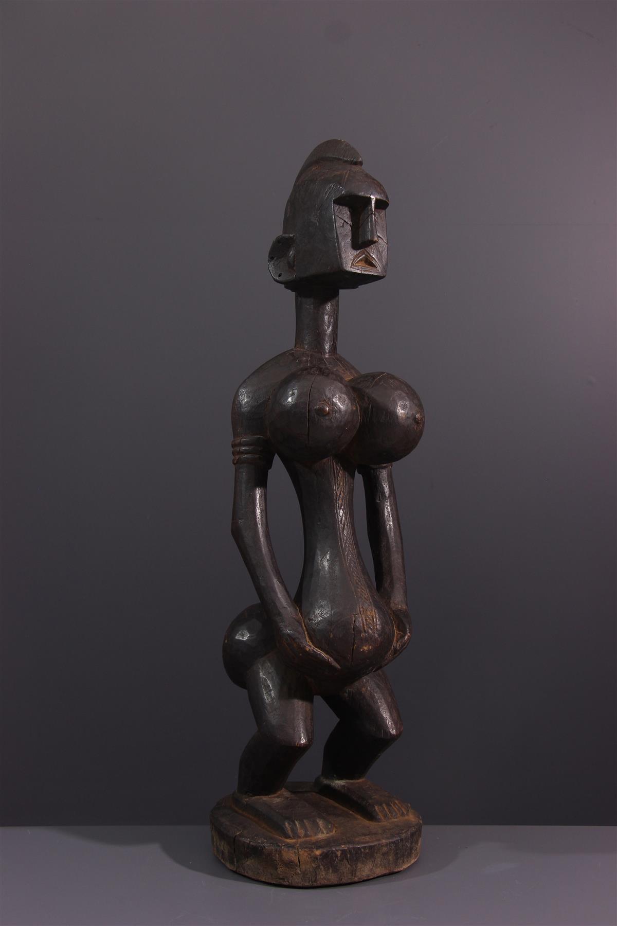 Statue Bambara - Art tribal