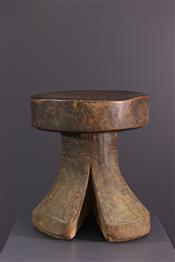Tabourets, chaises, trônesTabouret Ethiopien
