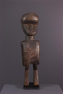 Art tribal - Figure simiesque Zande