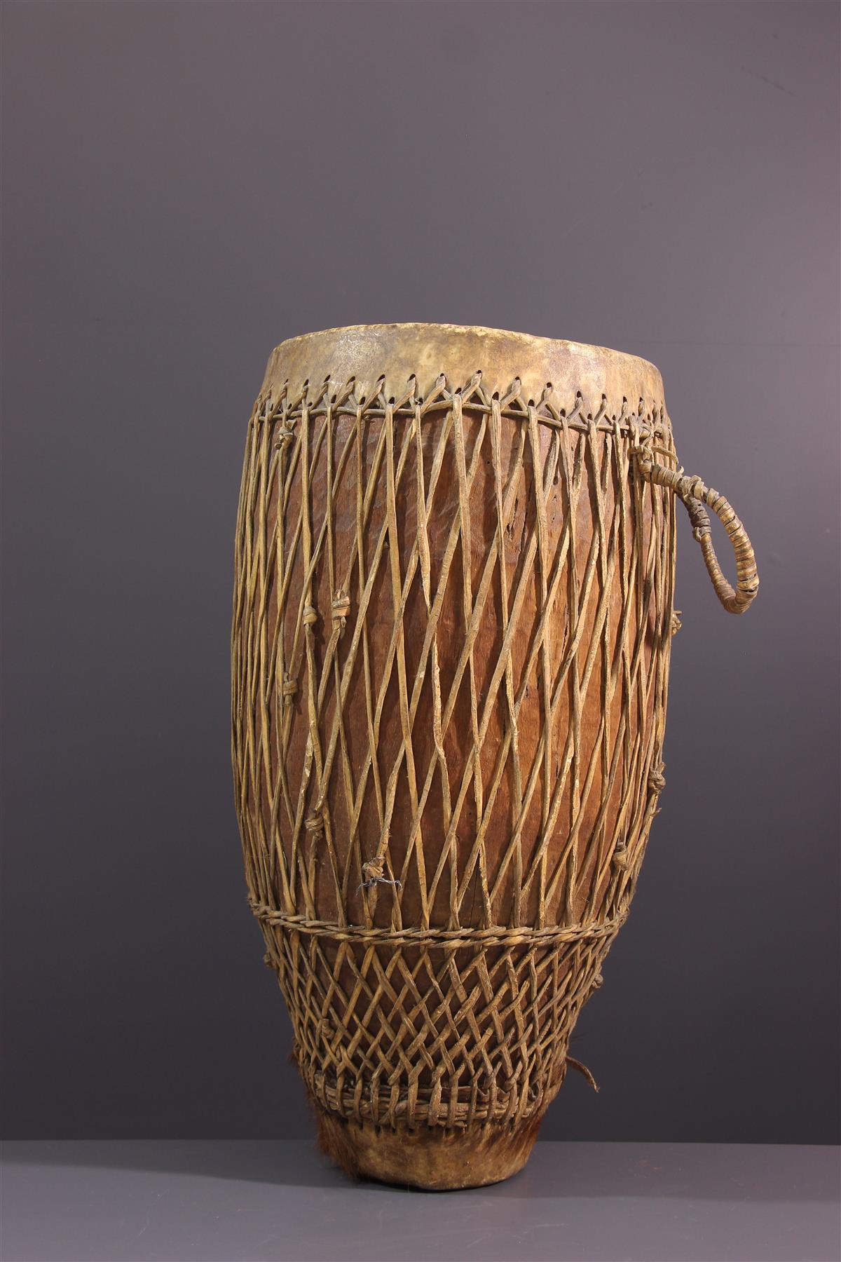 Tamtam africain - Art tribal