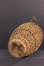 Instruments de musique, harpes, djembe Tam TamTamtam africain