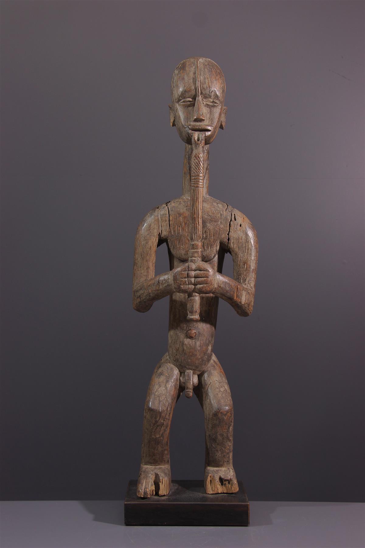 Statue Idoma - Art tribal