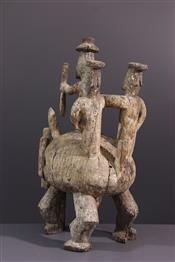 Statues africainesStatue Igala