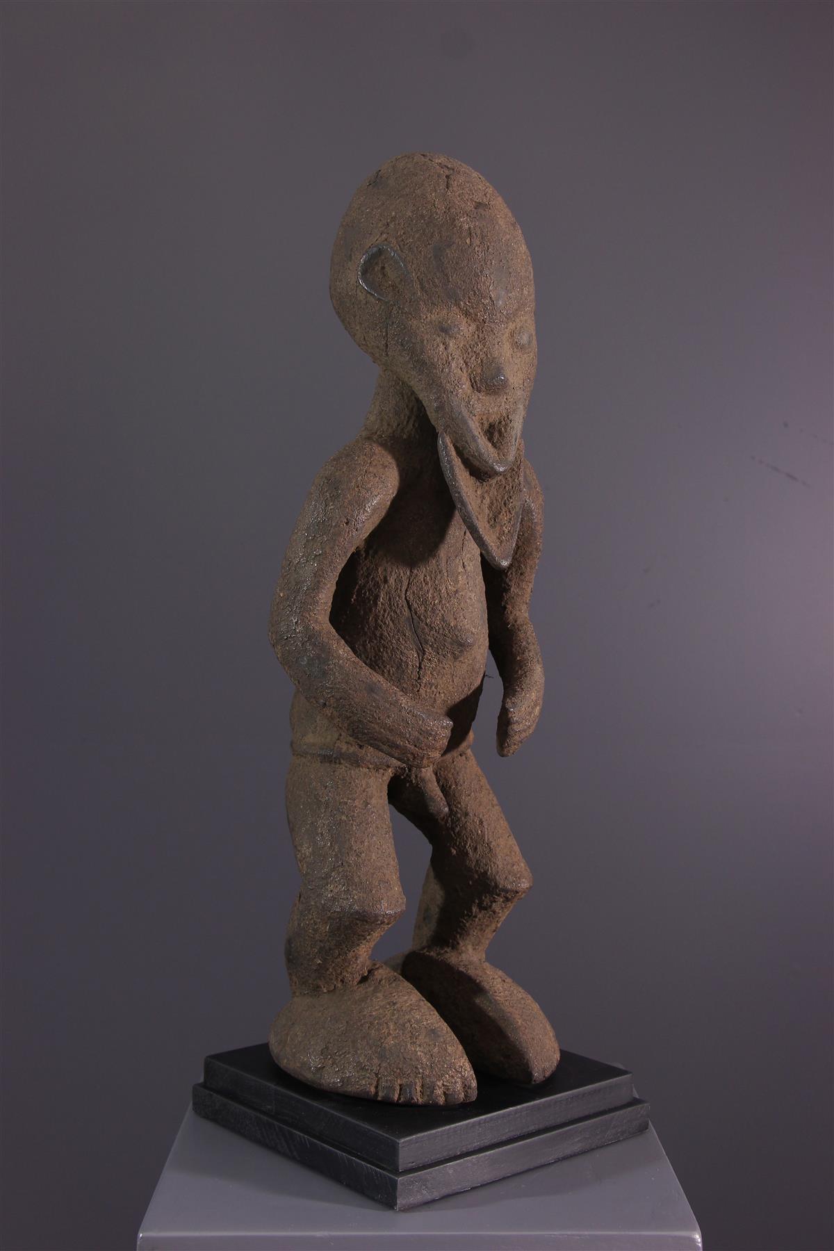 Statue Kaka - Art tribal