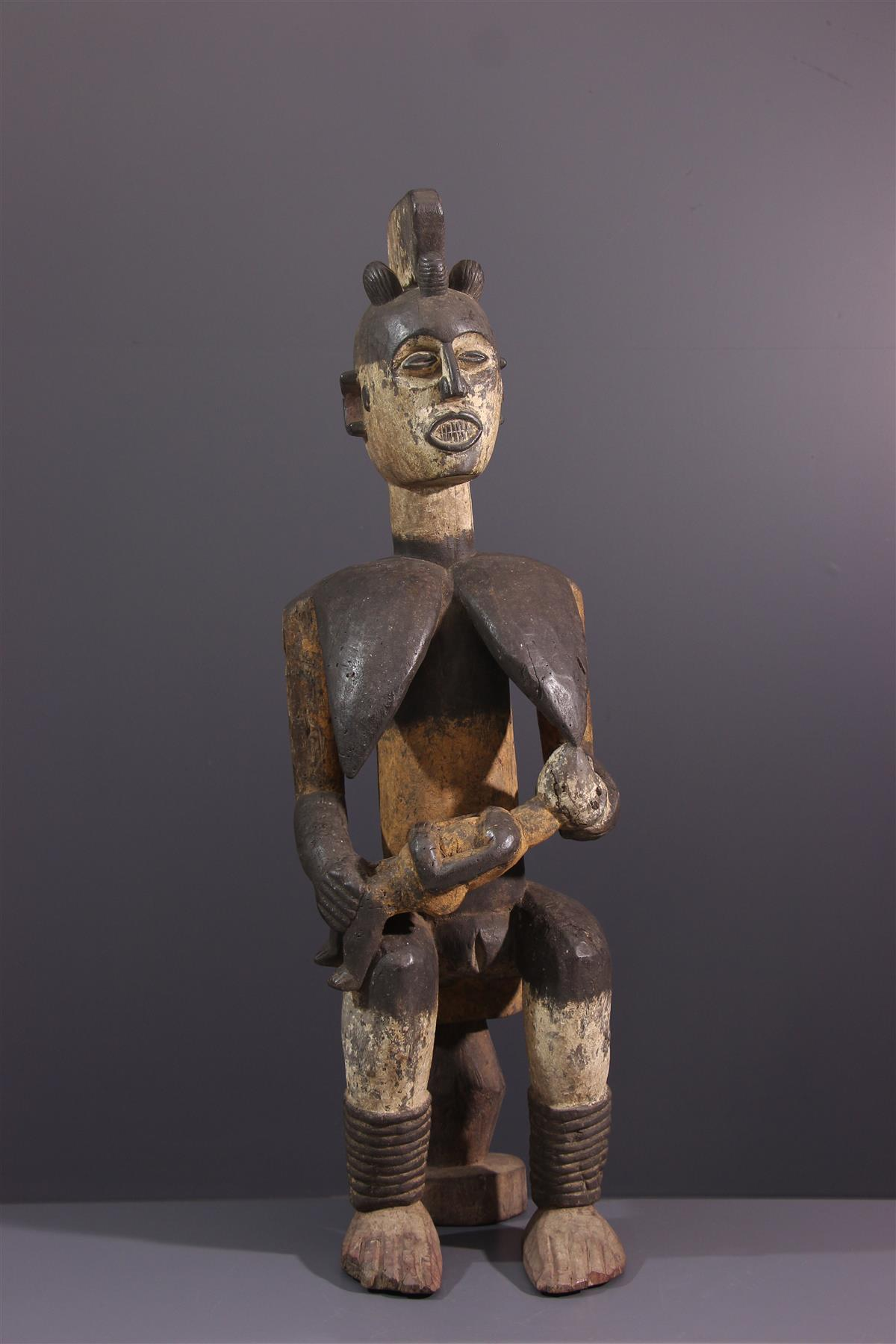 Statue Idoma - Art tribal