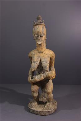 Statue Urhobo - Art tribal