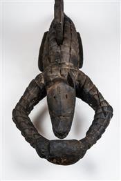 Masque africainMasque Ijo