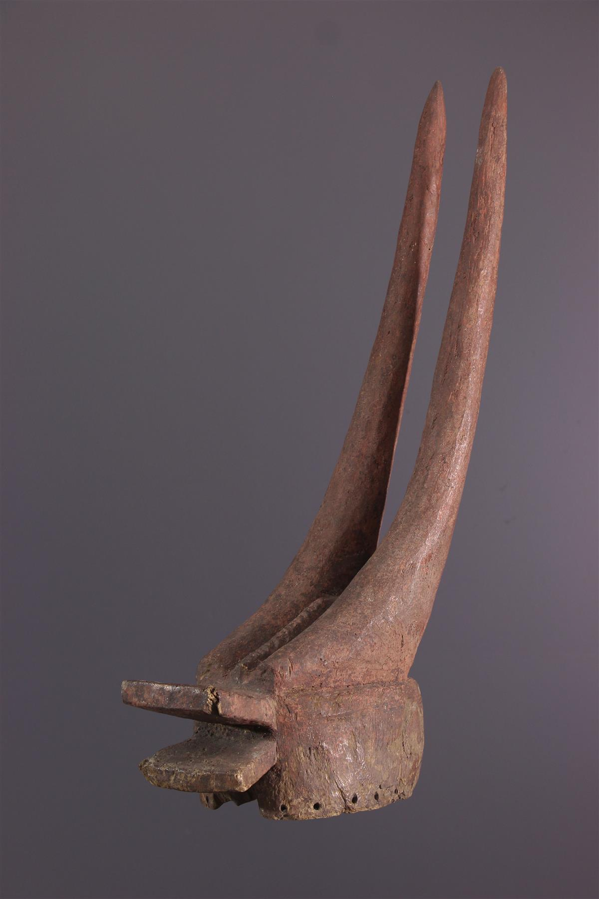 Masque Kantana - Art tribal