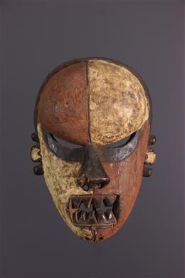 Art tribal - Masque Salampasu