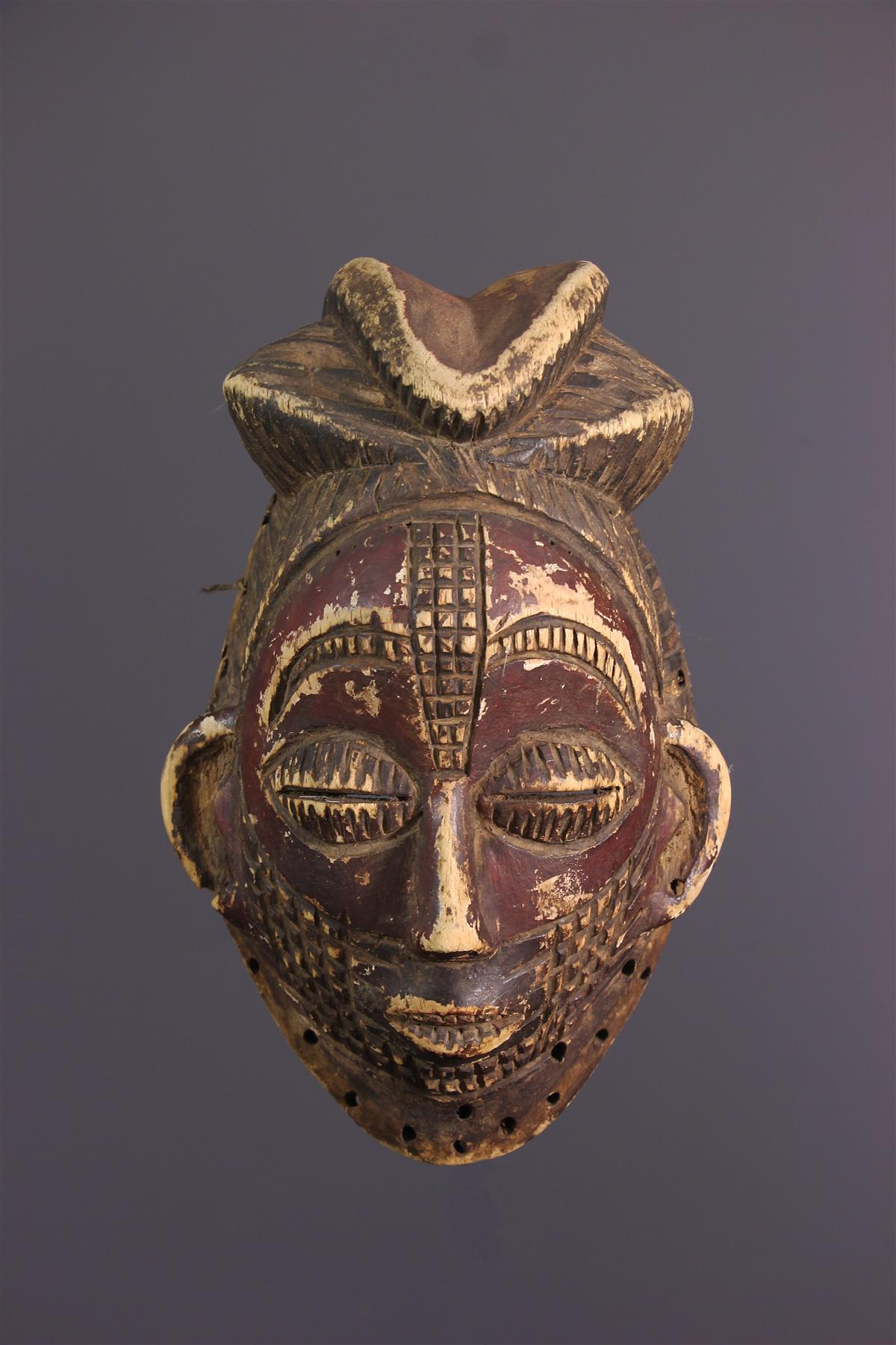 Masque Punu - Art tribal