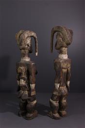 Statues africainesStatues Dan