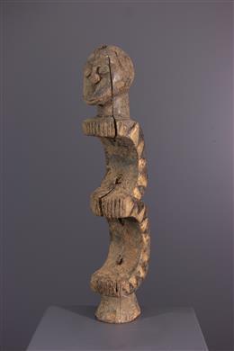Art tribal - Cimier Ogbom Eket