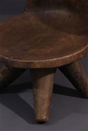 Tabourets, chaises, trônesSiège Mangbetu