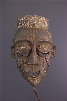 Art tribal - Grand masque Pende