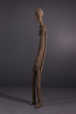 Art tribal - Figure dautel Lobi