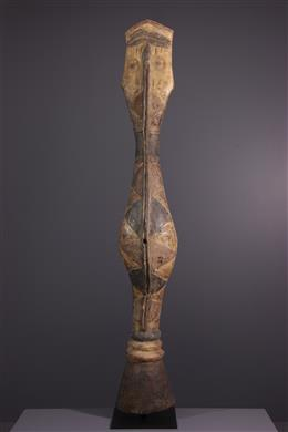 Masque serpent Baga Bansonyi