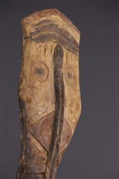 Masque africainSerpent Baga
