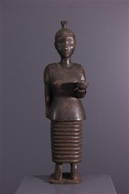 Art tribal - Statuette Temne