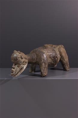 Statue Bassa - Art tribal