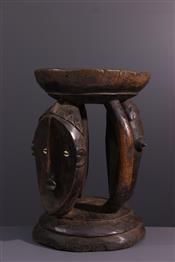 Tabourets, chaises, trônesSiège Lualua