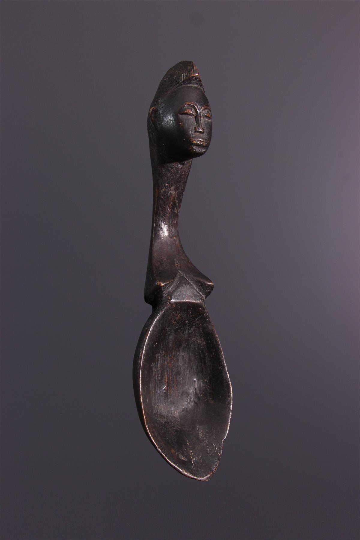 Cuillère Baule - Art tribal