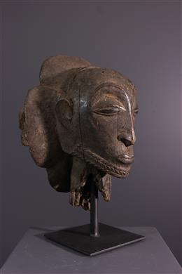 Tête d ancêtre Hemba Singiti