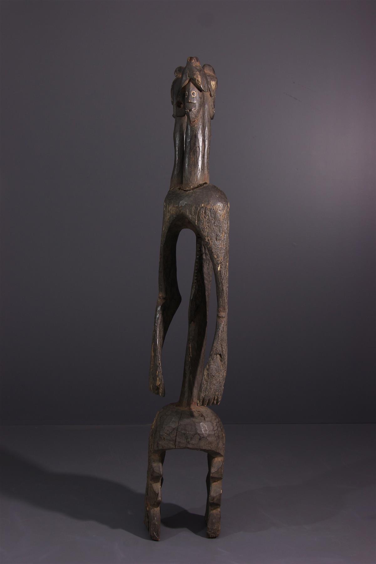 Statue Mumuye - Art tribal
