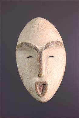 Art tribal - Masque Fang du Ngil
