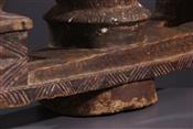 Instruments de musique, harpes, djembe Tam TamTambour Baule
