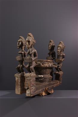 Tambour Baule - Art tribal