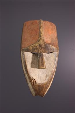 Masque Kwele Ngong