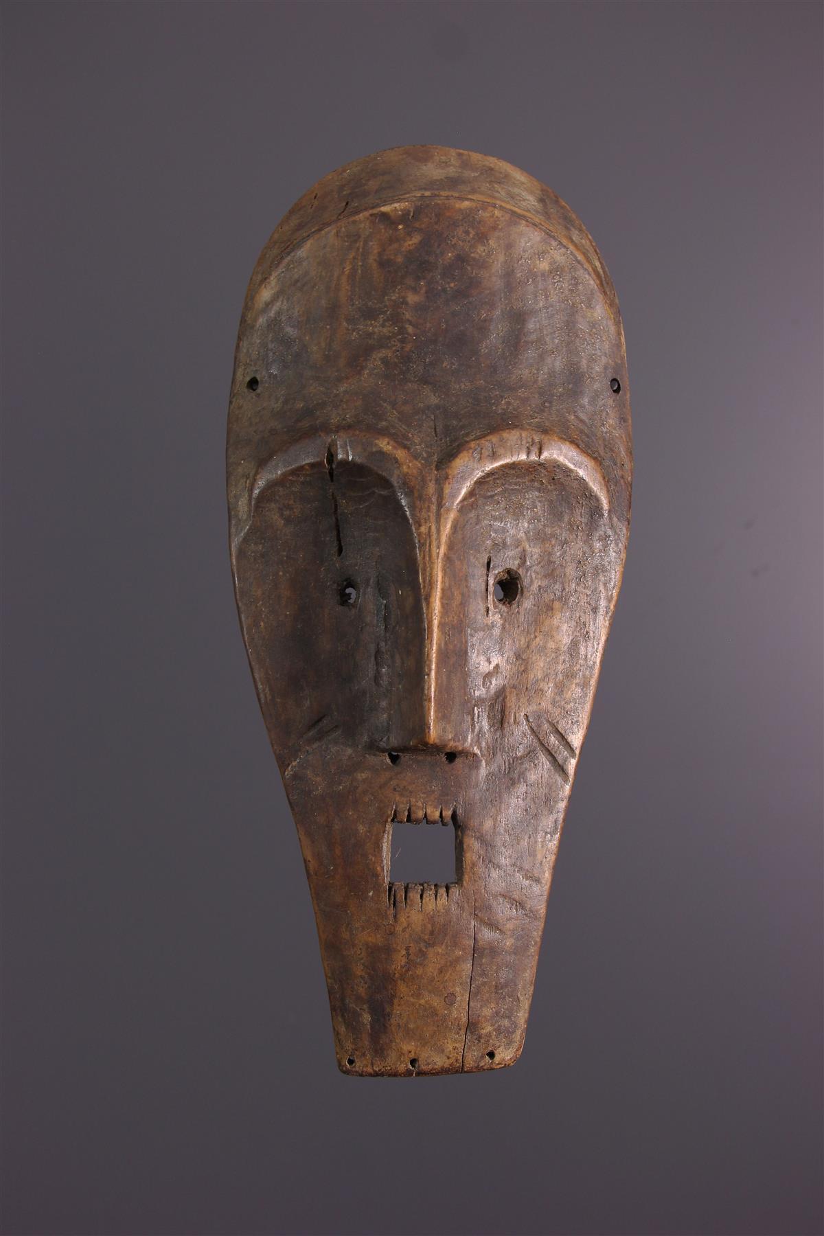 Masque Songola - Art tribal