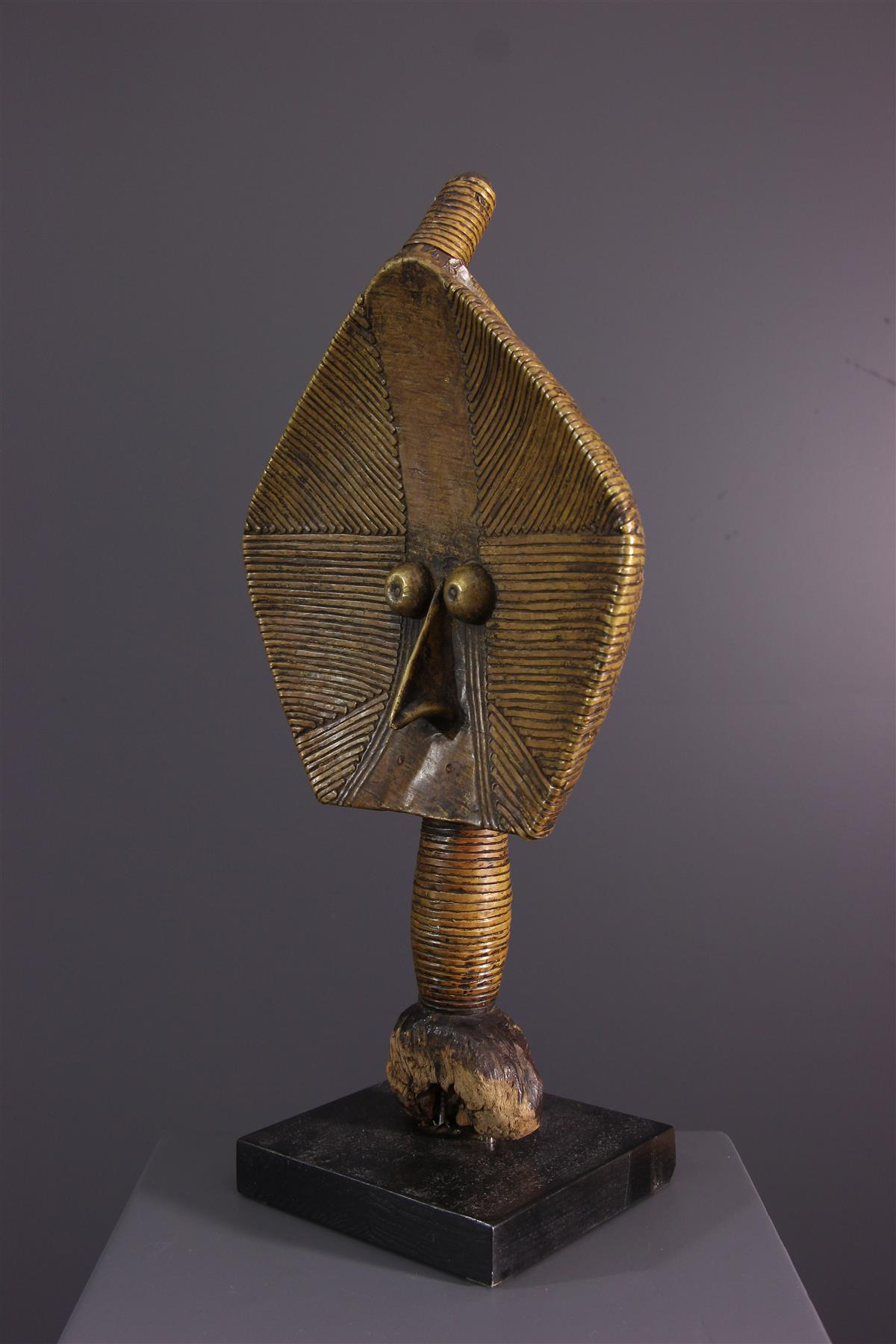 Reliquaire Kota - Art tribal