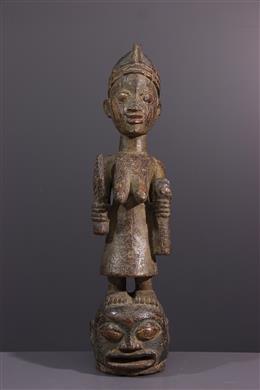 Masque Epa - Art tribal