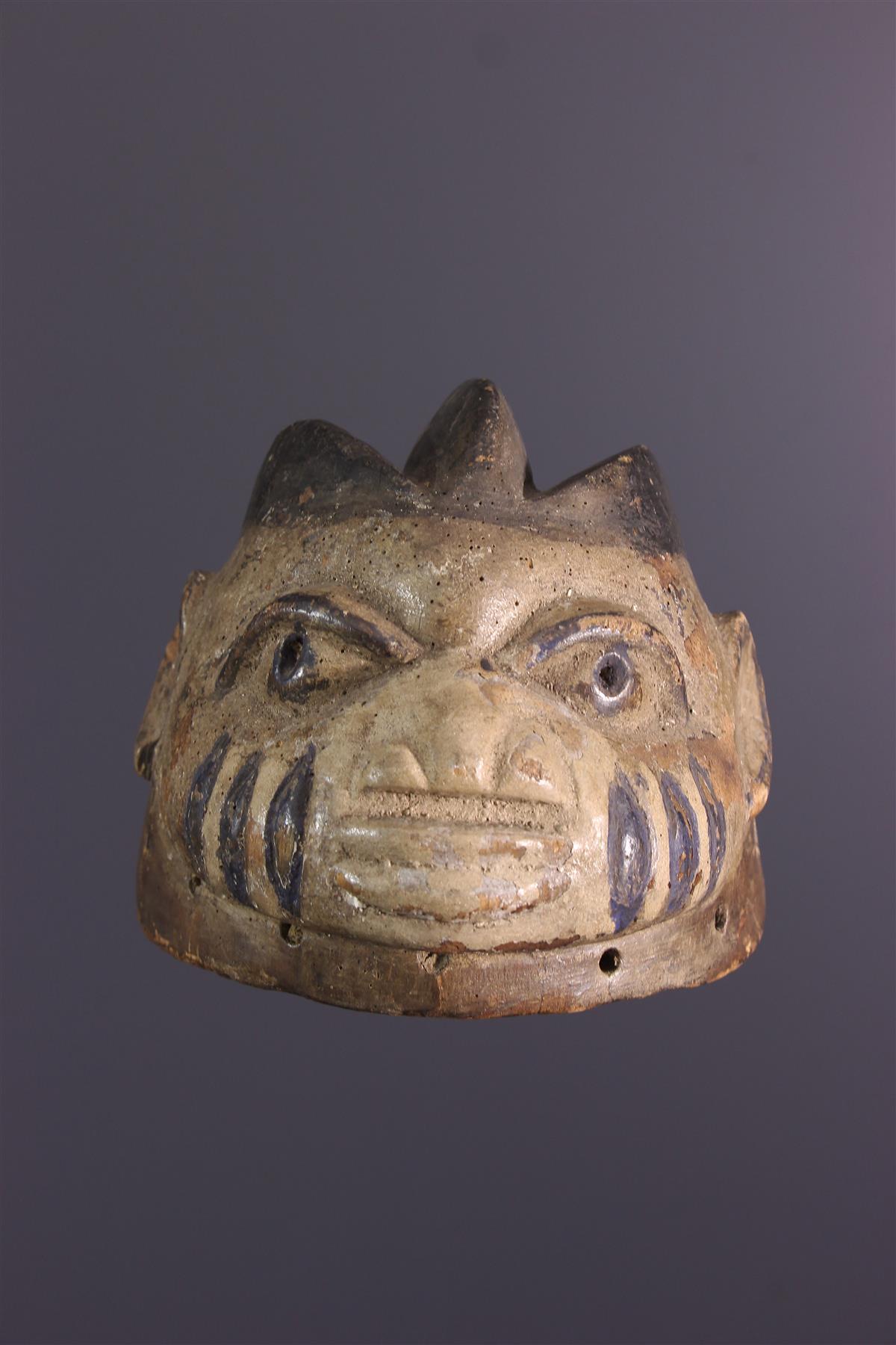 Masque Gelede - Art tribal