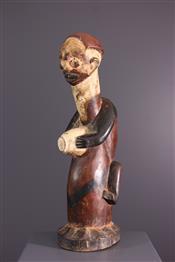 Statues africainesTambourinaire Nkanu