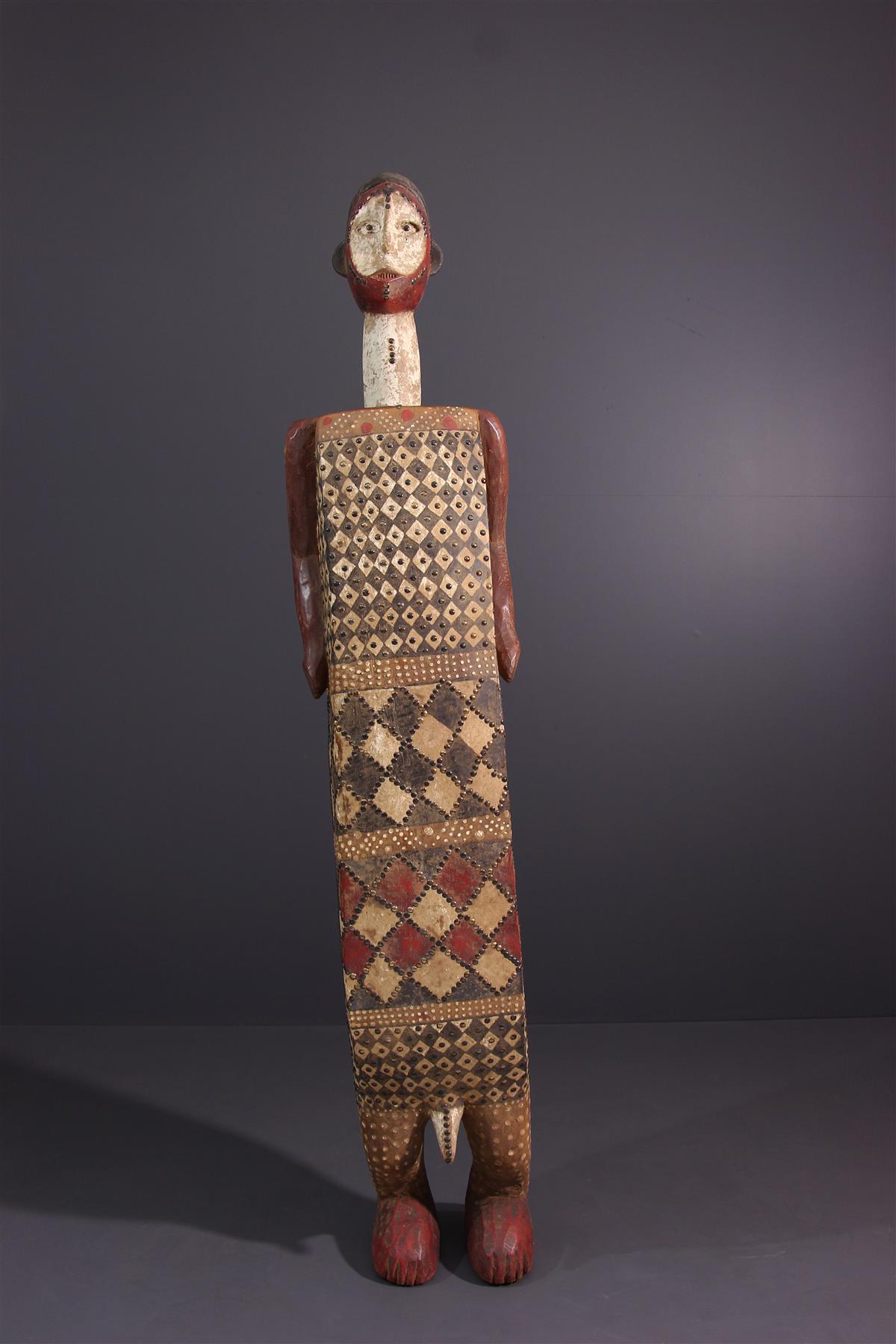Reliquaire Ngata - Art tribal