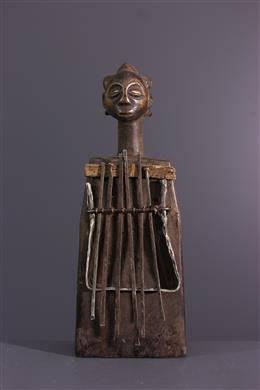 Sanza Zela - Art tribal