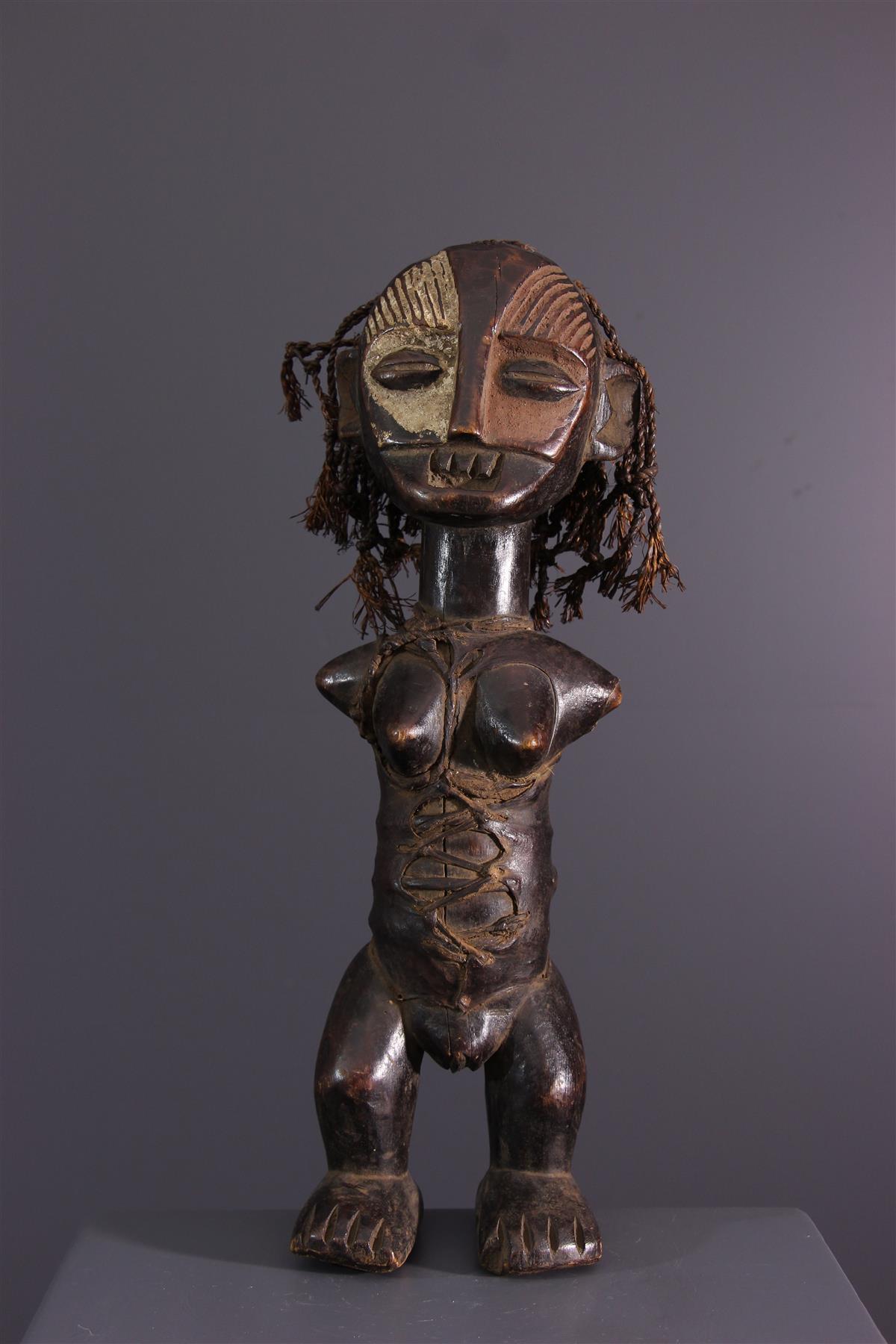 Statuette Metoko - Art tribal