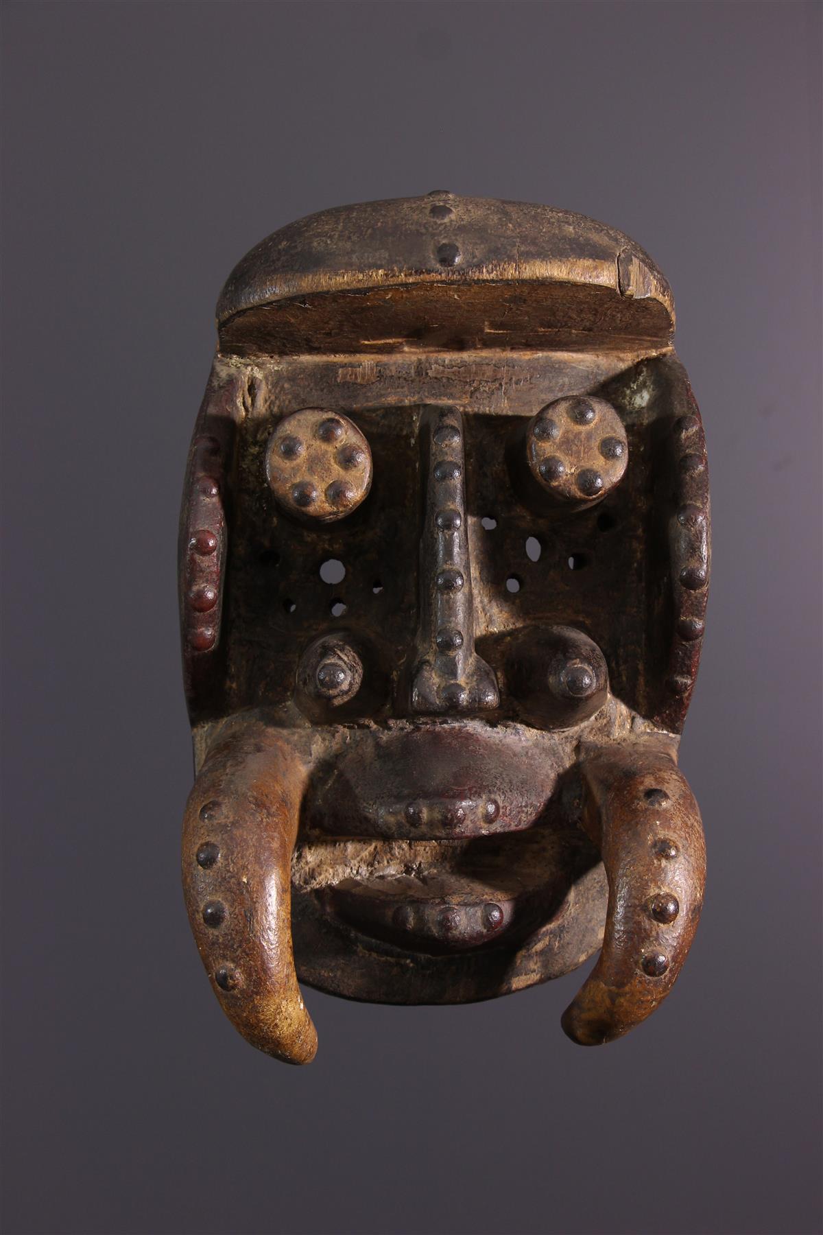 Masque Guéré - Art tribal