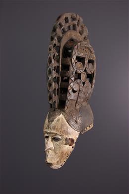 Art tribal - Masque Igbo Agbogo Mwo