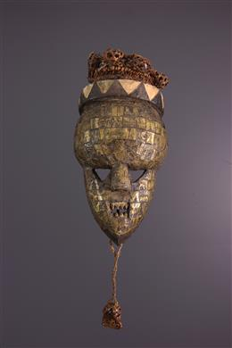 Art tribal - Masque Salampasu Mukinka