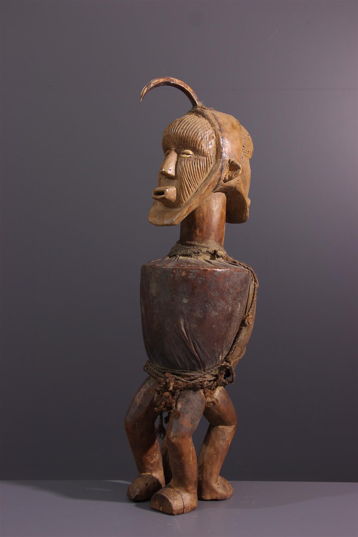 Statue Teke - Art tribal
