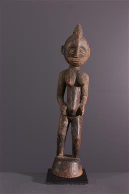 Statuette de divination Senoufo