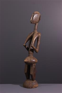 Art tribal - Statue Bambara