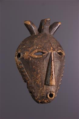 Art tribal - Masque Bassikassingo Buyu